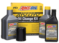 AMSOIL ATV/UTV Oil Change Kits for Polaris